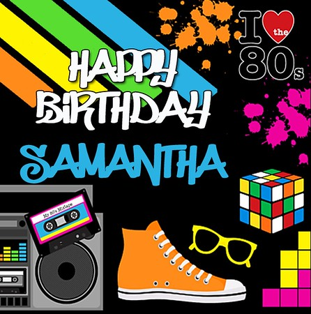 Samantha's 40th Birthday