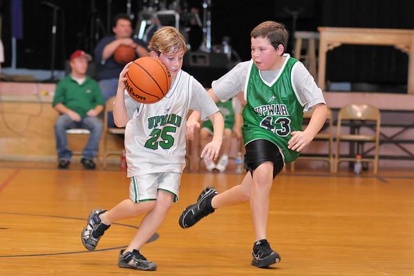 Upward Basketball, December 20, 2008