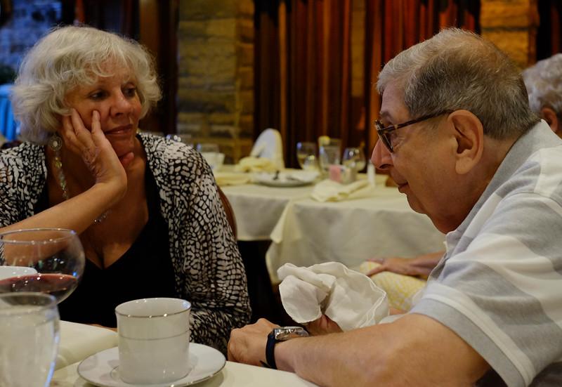 Rehersal Dinner for Angela and Tom