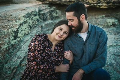 Sarah & Ezra Engagement