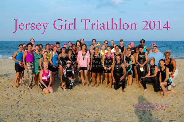 Jersey Girl Triathlon 2014