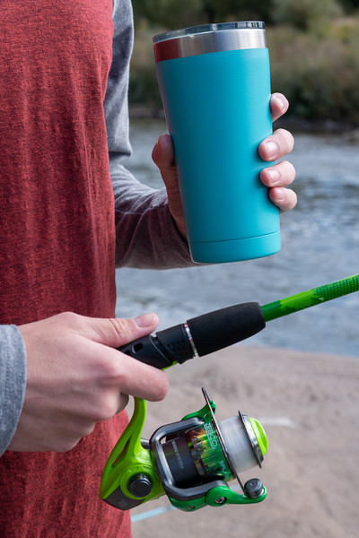 Product Photography | Outdoor Gear | Zebco Fishing Rods