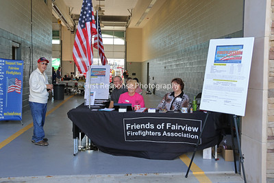 """Fairview Texas """"Pancake Breakfast"""" at Fire Station 2"""