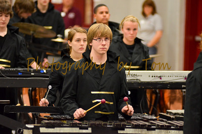 Fort Zumwalt West HS Winter Percussion