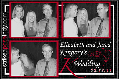 Elizabeth & Jared Kingery's Wedding