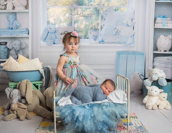 Baby Presti / 9 days new