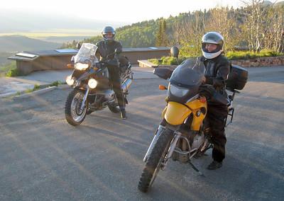 Idaho Canada Montana trip - June 2007
