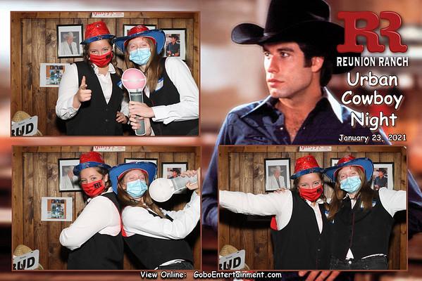 20210123 Urban Cowboy Night at Reunion Ranch