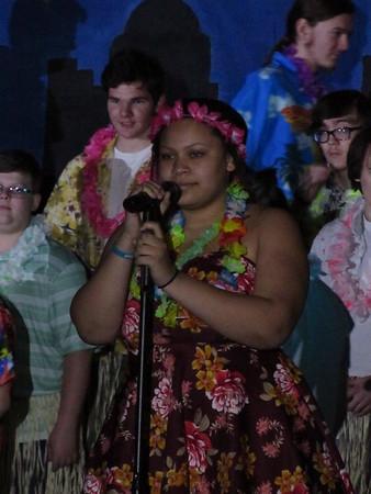 Choir Dinner Concert 4/21/18