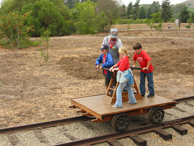 Handcar Ride Photos