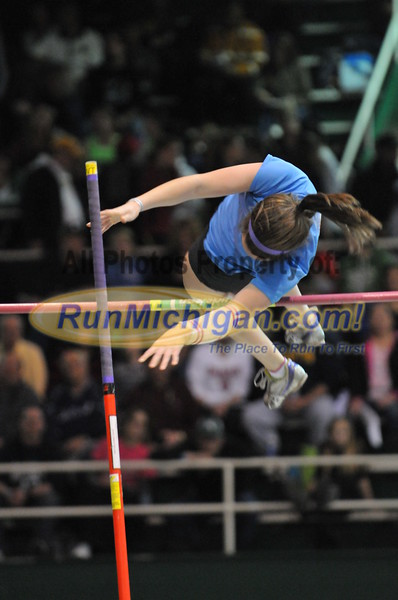 Girl's Pole Vault - 2012 MITS Finals