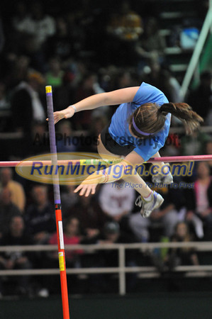 Girl's Pole Vault - 2012 MITS Finals