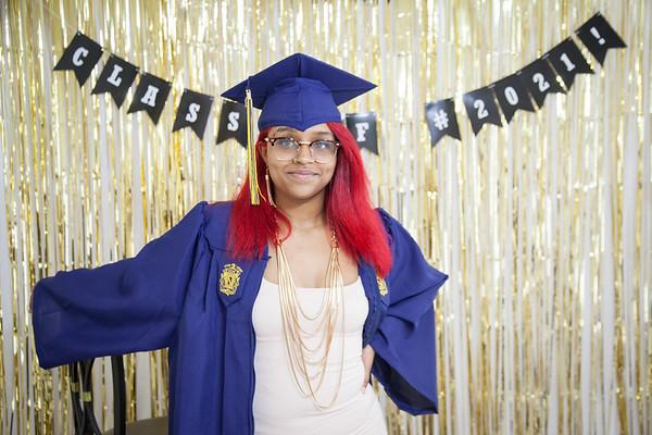Kyia Graduation Photos