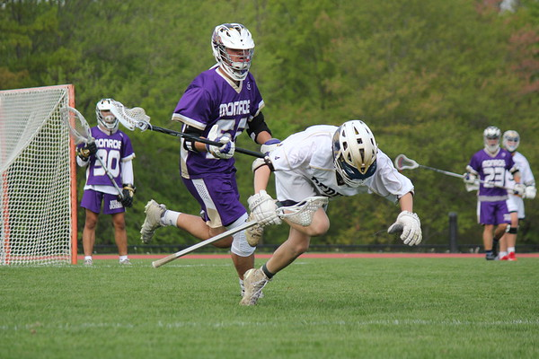 May 4, 2019 Boys Var LAX vs Peddie School , 8-4 win , photos by S Abreu