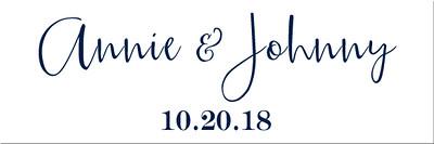 Annie & Johnny 10.20.18