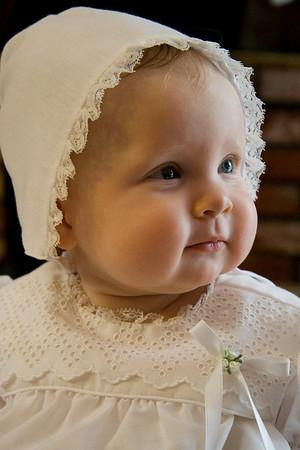 Genevieve MacKay's Baptism