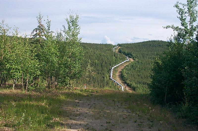 Pipeline zig-zag