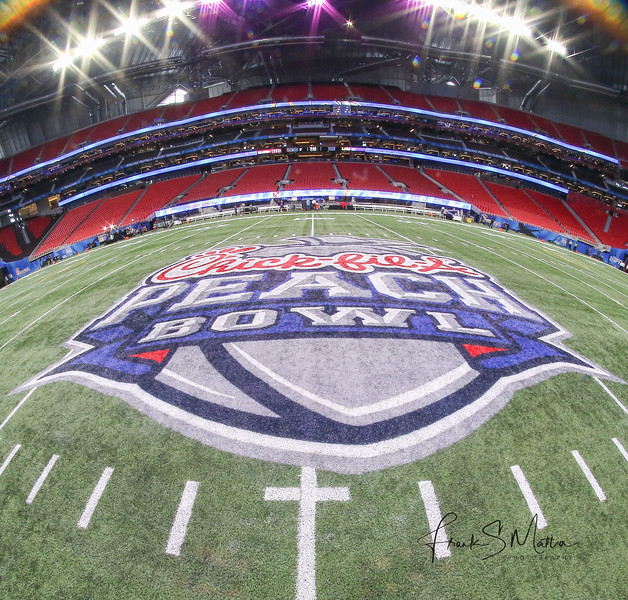 COLLEGE FOOTBALL: DEC 28 CFP Semifinal at the Chick-fil-A Peach Bowl - Oklahoma v LSU