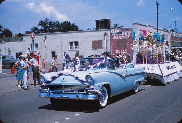 Paducah Centennial 1956