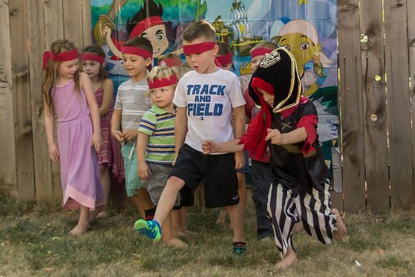 Vivian's 4th BD Party