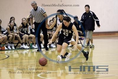 HBA Intermediate Girls Basketball - Uni 12-18-13