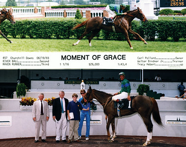 MOMENT OF GRACE - 6/19/1993