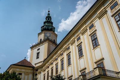 Gardens and Castle at Kroměříž 2018