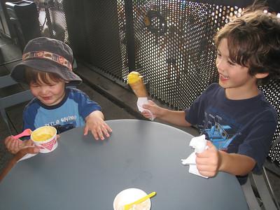 Dylan & Skylar--Aug/Sept 2011