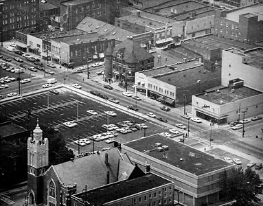 Historical aerial photos - Messenger-Inquirer