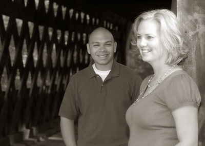 Heather and Ivan 9-30-2008