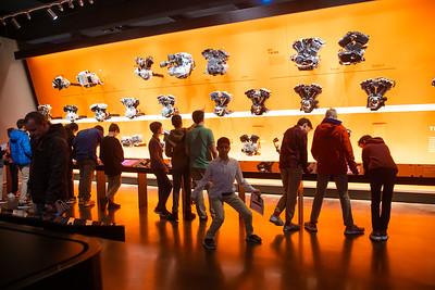 8th Grade Trip to Harley-Davidson Museum (2019-20)