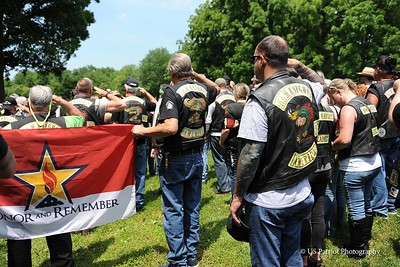 Nam Knights MC Rolling Thunder 2019