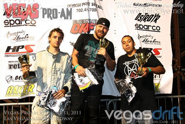 VegasProAM - June 11, 2011 (Top 16 Battle)
