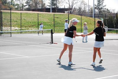 GWU Men's & Women's Tennis vs Asheville