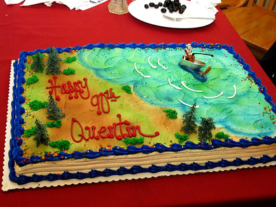Que's 90th Birthday Party