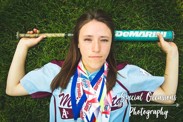 The Thomas Girls' Softball Photos