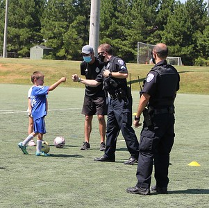 Summer Camp - Soccer: Week 5 with PD