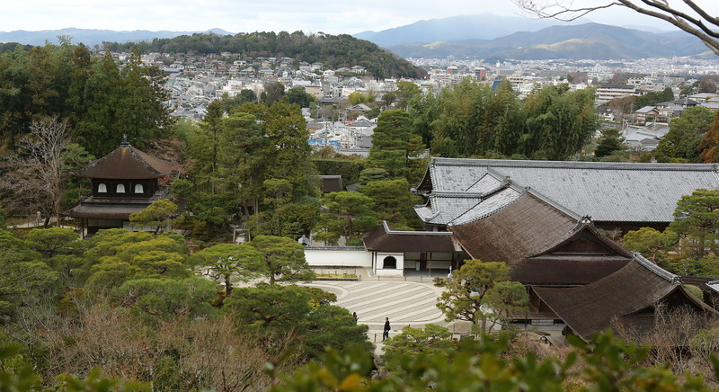 Imagine this view in long ago Kyoto