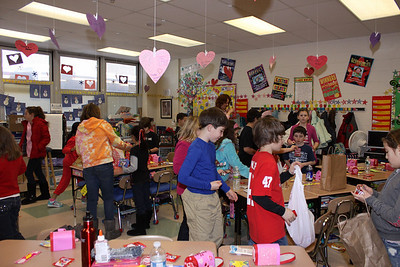 2/14/2011 - Valentine's Party