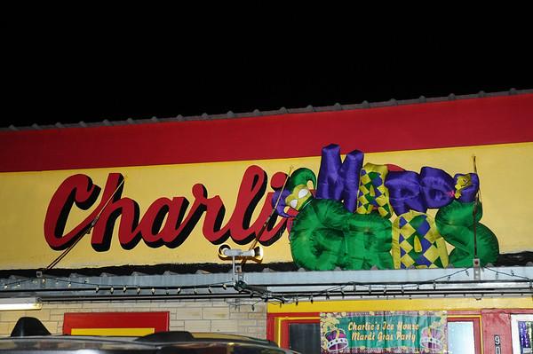 2-6-16 MARDI GRAS AT CHARLIE'S