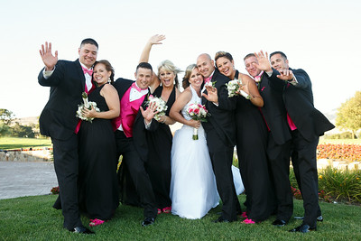 Jami and Jeff - Family and Bridal Party Portraits