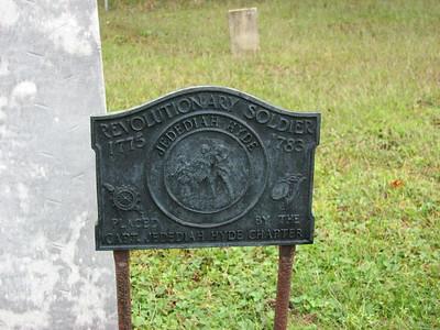 Jedediah Hyde Grave