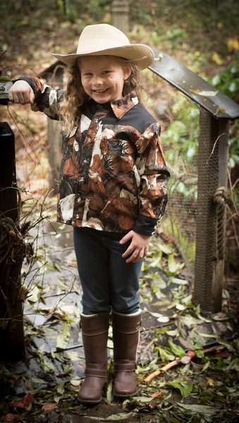 Bailey cowgirl