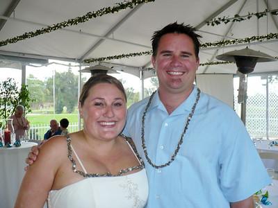 Elena and Scott Spencer's Wedding Reception 9-22-07