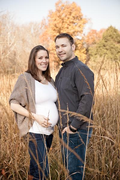 Jen and Chris Maternity Photos