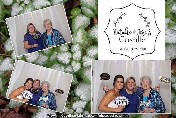 20180825 Natalie and Jesus Wedding