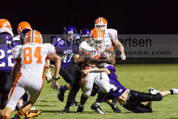 Boone Junior Varsity Football #35 - 2013