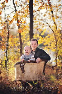 Child and Family Portraits in The Iowa Great Lakes Region