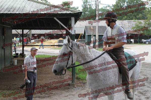 2 Days and 2 Assignments @ Saratoga 2011