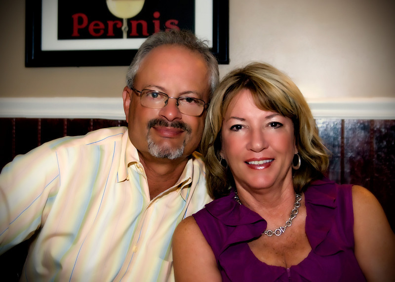 Preston and Beth Richie's aunt & uncle